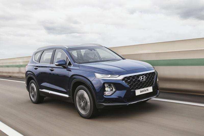 70 Great Hyundai Santa Fe 2020 Overview for Hyundai Santa Fe 2020