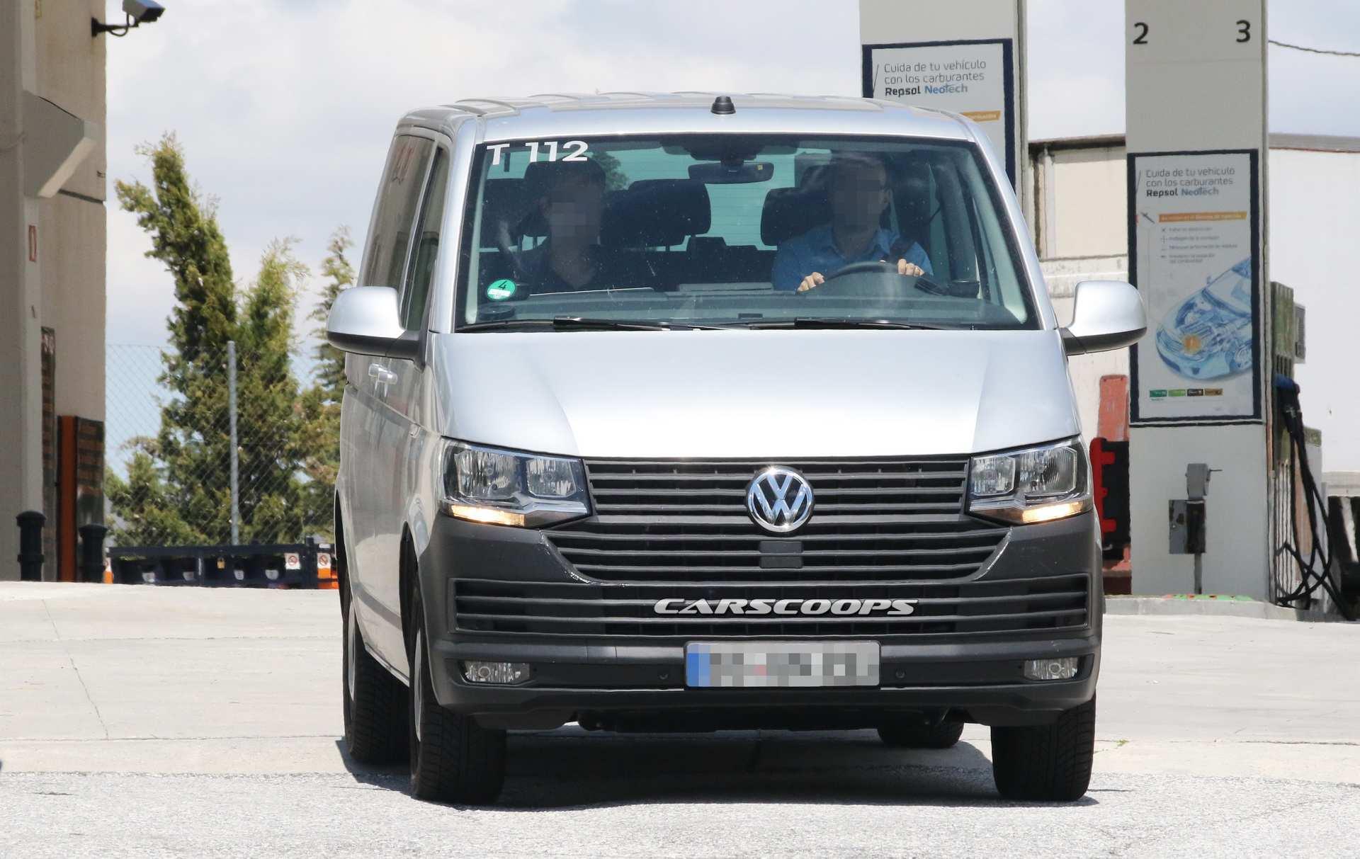 70 Great Volkswagen Transporter 2020 Picture for Volkswagen Transporter 2020