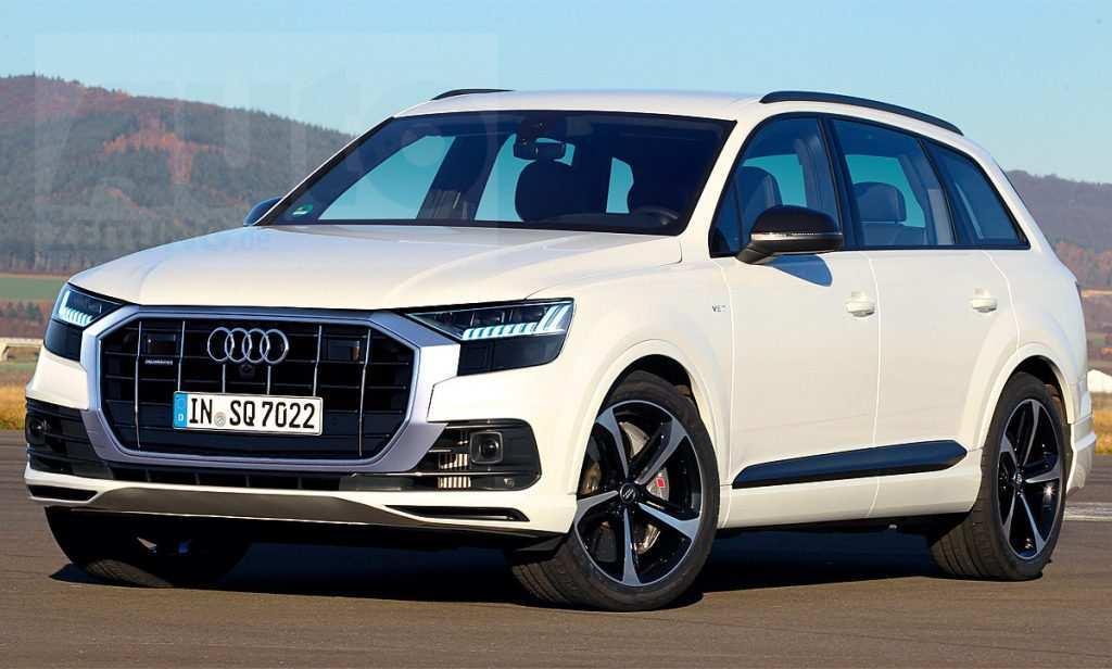 70 New 2019 Audi Q7 Facelift Specs for 2019 Audi Q7 Facelift
