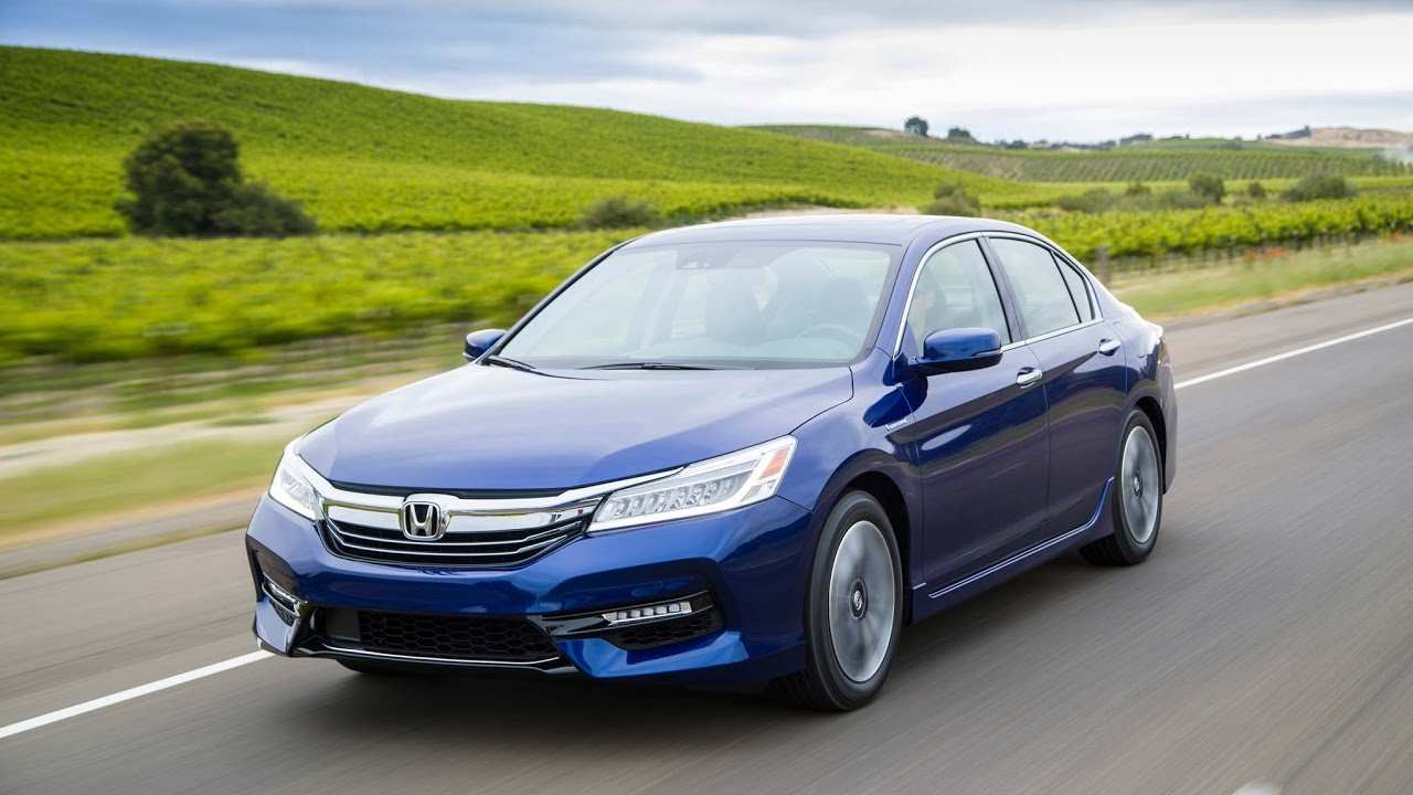 70 New 2019 Honda Accord Youtube Price with 2019 Honda Accord Youtube