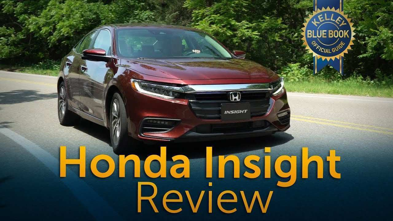 70 New 2019 Honda Insight Review Review with 2019 Honda Insight Review