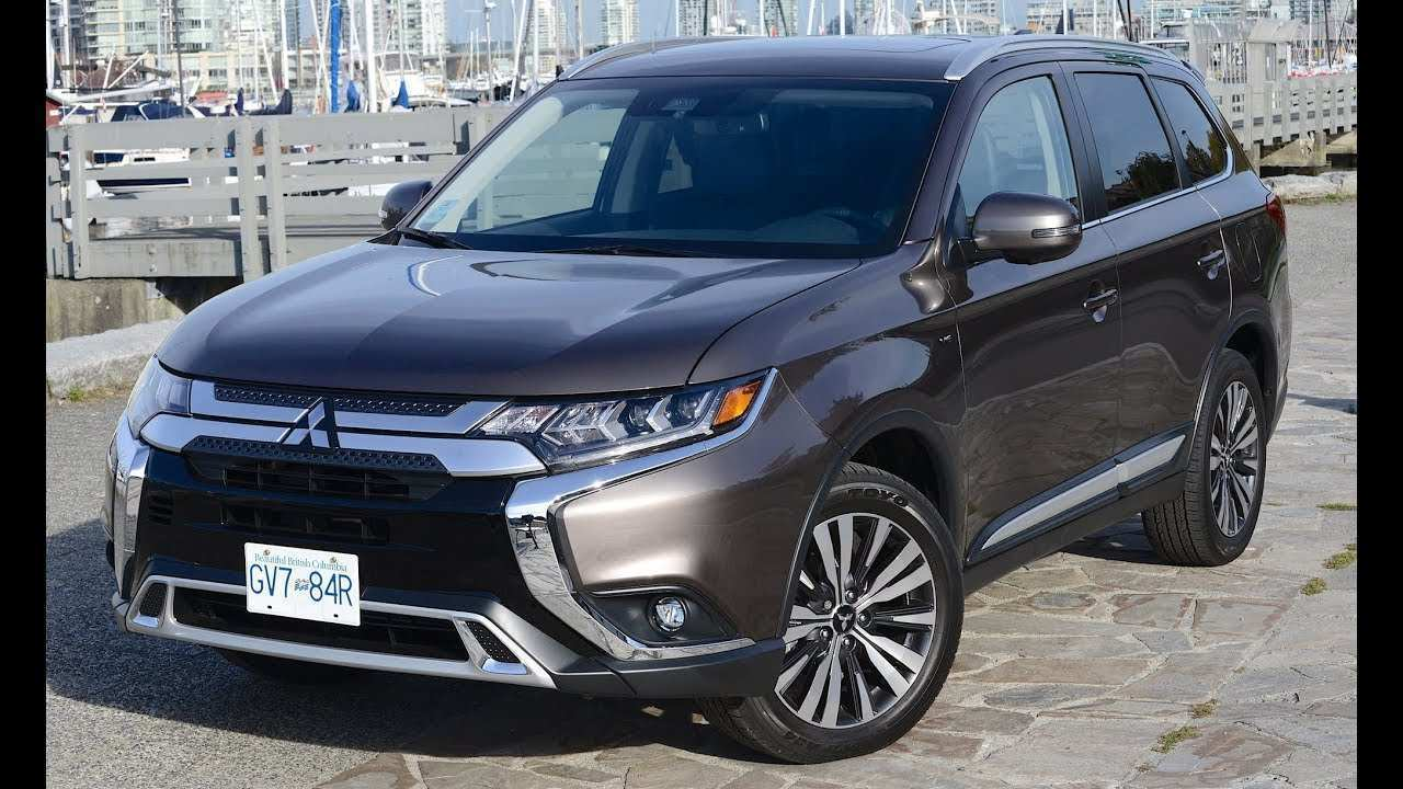 70 New 2019 Mitsubishi Outlander Gt Specs with 2019 Mitsubishi Outlander Gt