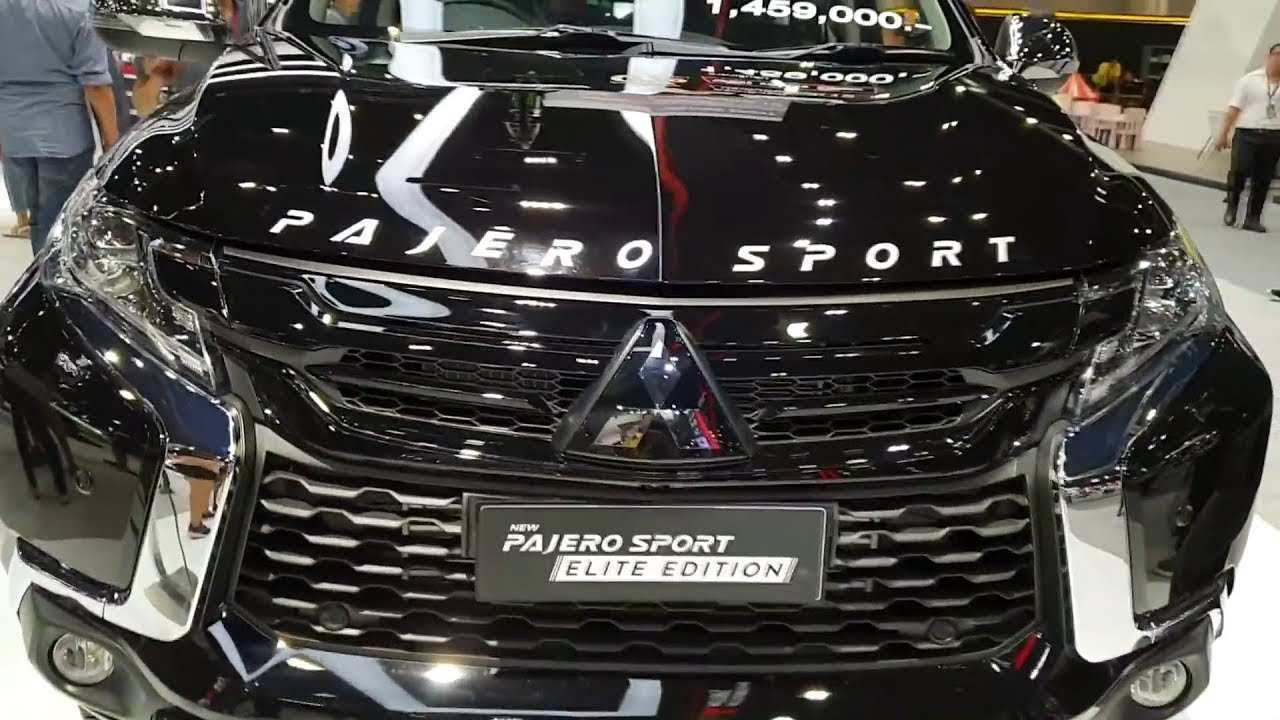 70 New 2019 Mitsubishi Shogun Engine for 2019 Mitsubishi Shogun