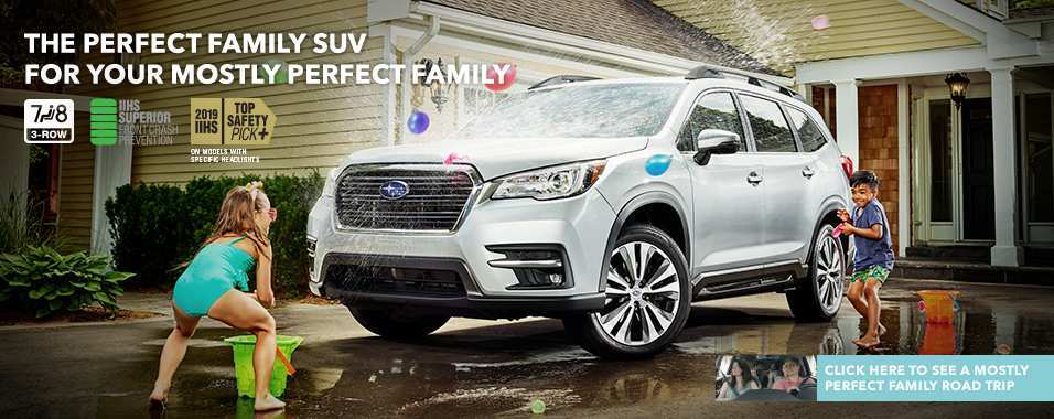 70 New 2019 Subaru 7 Seater Release Date by 2019 Subaru 7 Seater