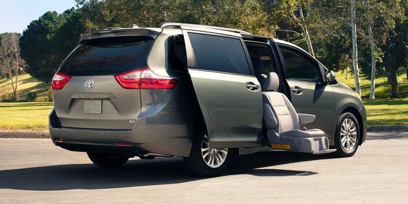70 New 2019 Toyota Sienna Rumors with 2019 Toyota Sienna