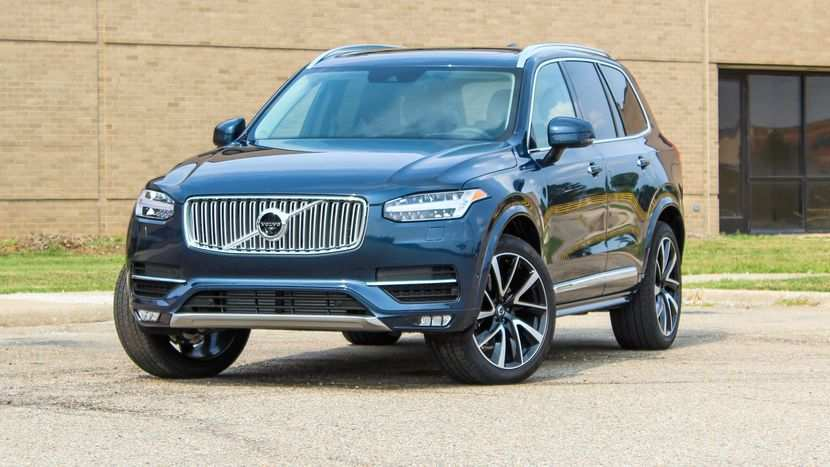 70 New 2019 Volvo Xc90 T8 Spy Shoot by 2019 Volvo Xc90 T8