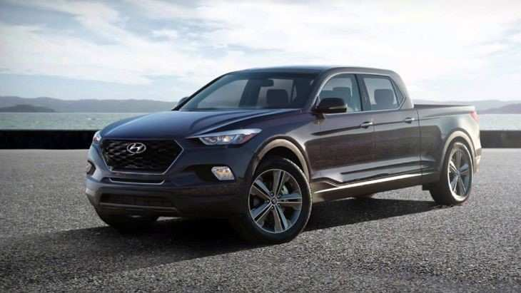 70 New 2020 Hyundai Pickup Exterior and Interior for 2020 Hyundai Pickup