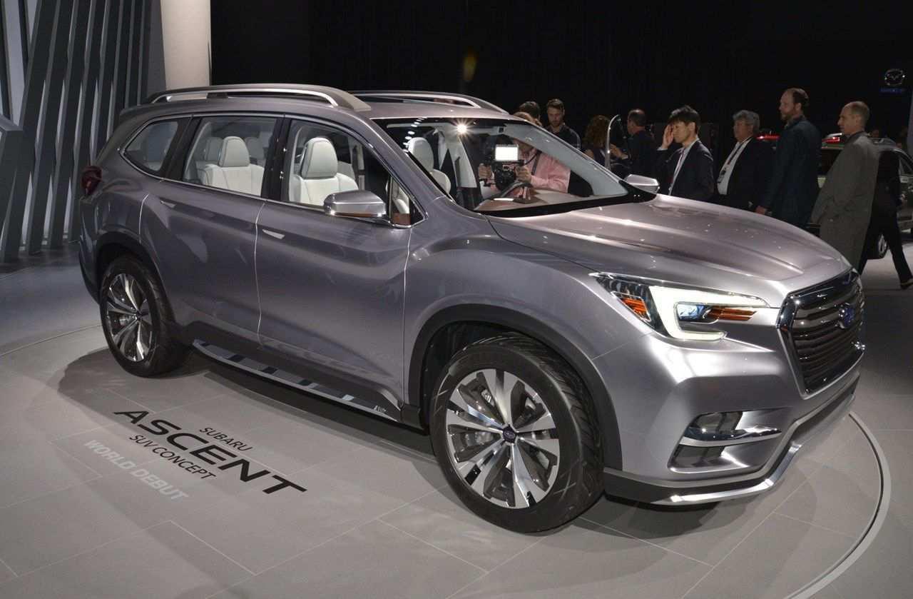 70 New 2020 Subaru Outback Concept Reviews with 2020 Subaru Outback Concept