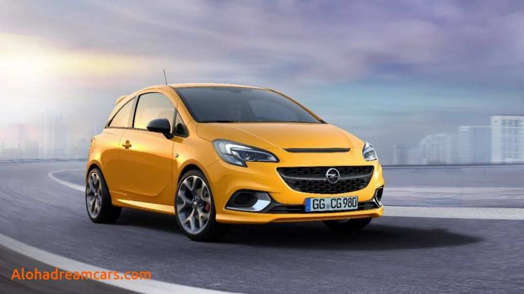 70 New Opel Opc 2019 Concept with Opel Opc 2019