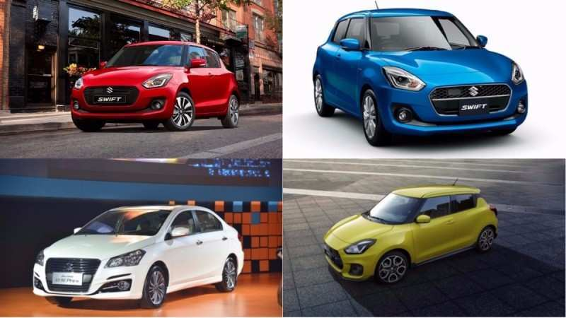 70 New Suzuki Auto 2019 Rumors with Suzuki Auto 2019