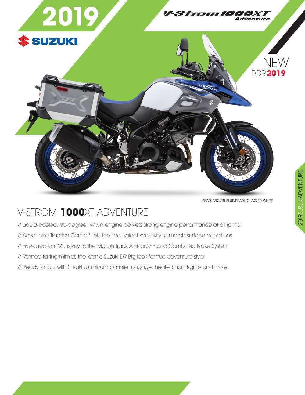 70 New Suzuki V Strom 2019 Photos by Suzuki V Strom 2019