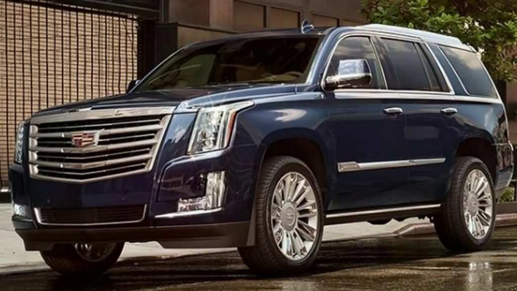 70 The 2019 Cadillac Escalade Concept Configurations by 2019 Cadillac Escalade Concept