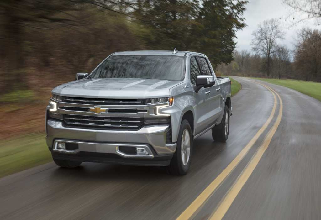 70 The 2019 Chevrolet 1500 Mpg Reviews for 2019 Chevrolet 1500 Mpg