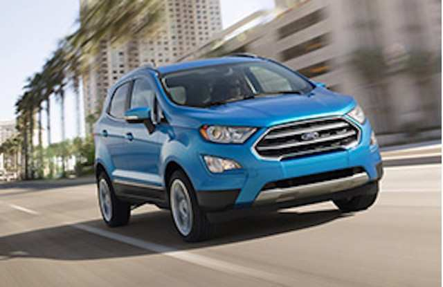 70 The 2019 Ford Ecosport Review for 2019 Ford Ecosport