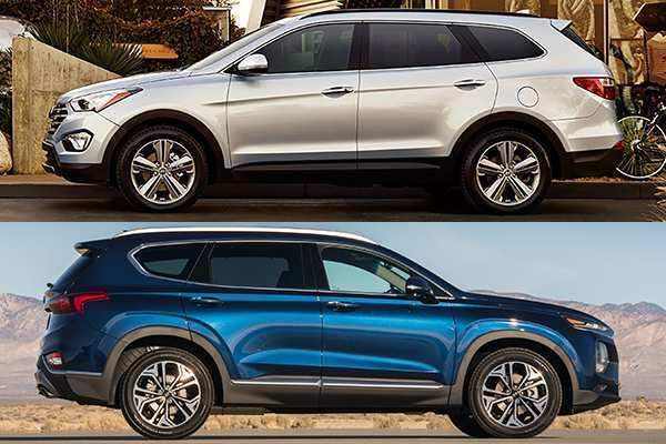 70 The 2019 Hyundai Santa Fe Sport Redesign Ratings with 2019 Hyundai Santa Fe Sport Redesign