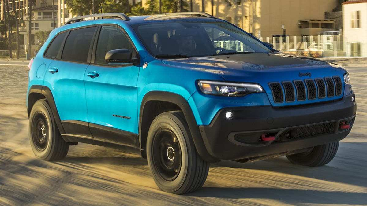 70 The 2019 Jeep Suv Concept with 2019 Jeep Suv