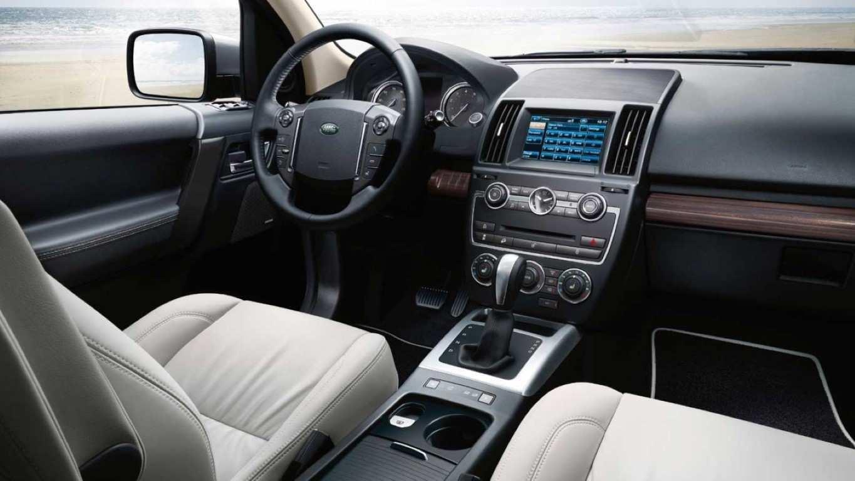 70 The 2019 Land Rover Freelander Interior for 2019 Land Rover Freelander