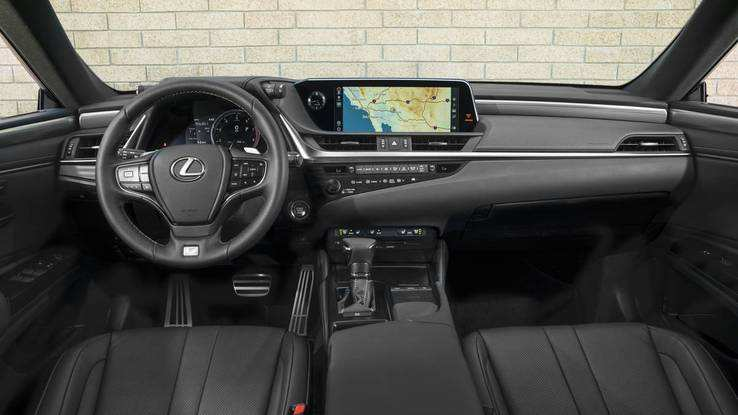 70 The 2019 Lexus Es Interior New Concept by 2019 Lexus Es Interior