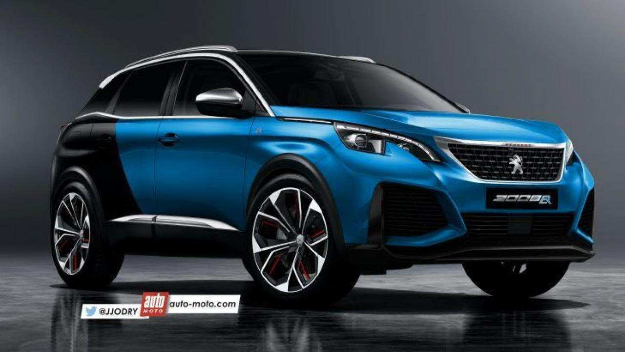 70 The 2019 Peugeot 3008 Hybrid Review by 2019 Peugeot 3008 Hybrid