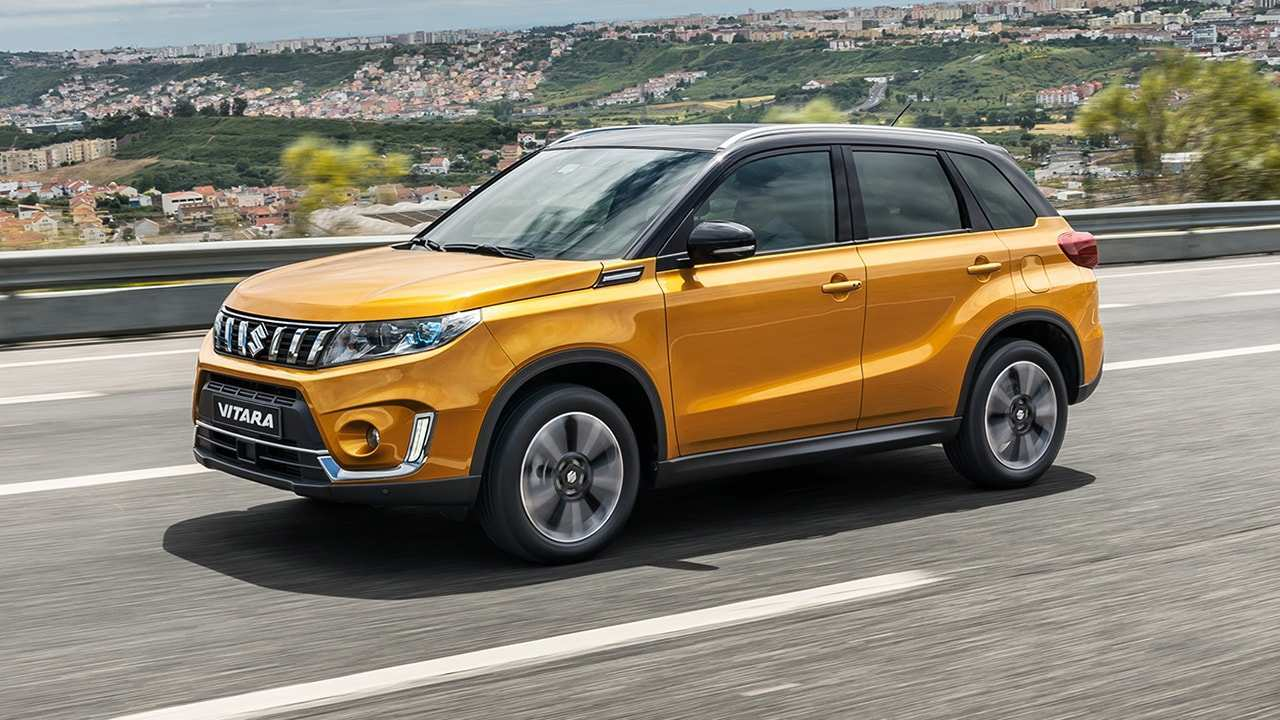 70 The 2019 Suzuki Cars Exterior with 2019 Suzuki Cars