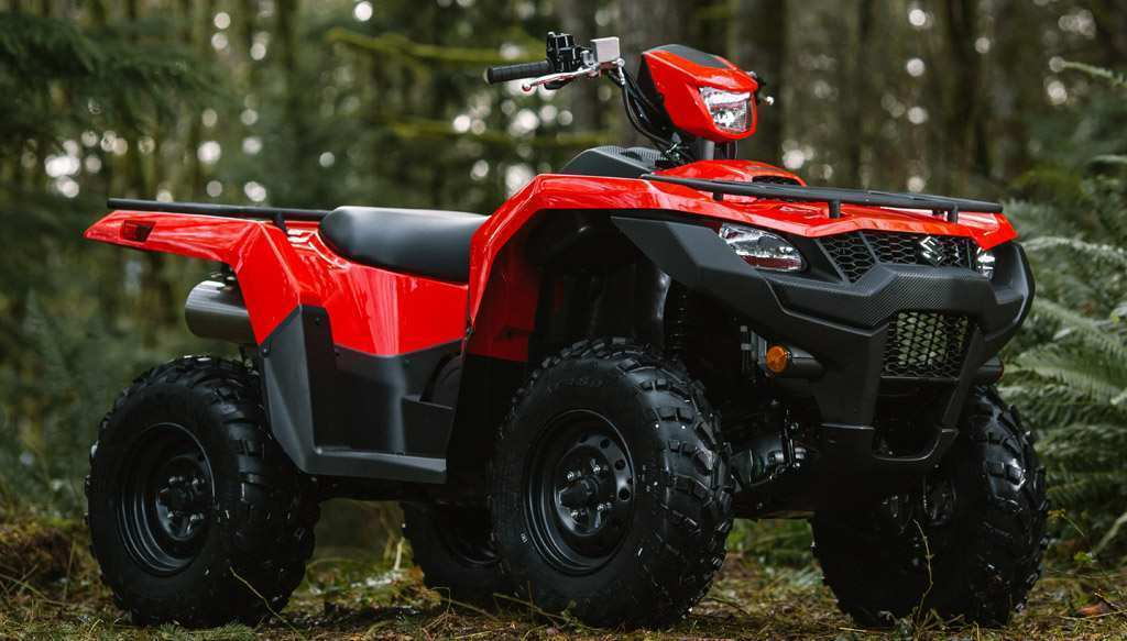 70 The 2019 Suzuki King Quad Exterior and Interior by 2019 Suzuki King Quad
