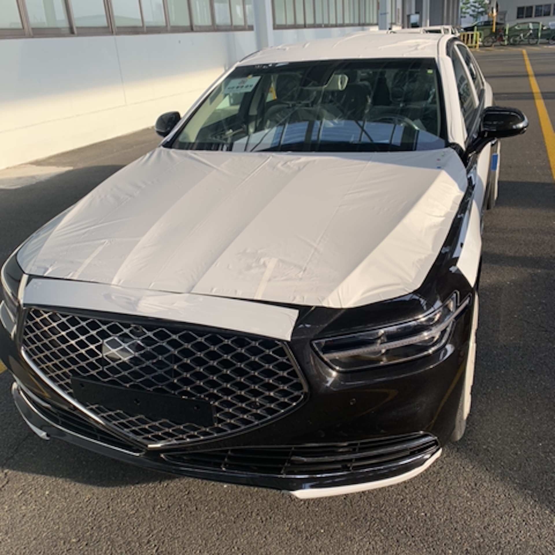 70 The 2020 Genesis G90 Concept for 2020 Genesis G90