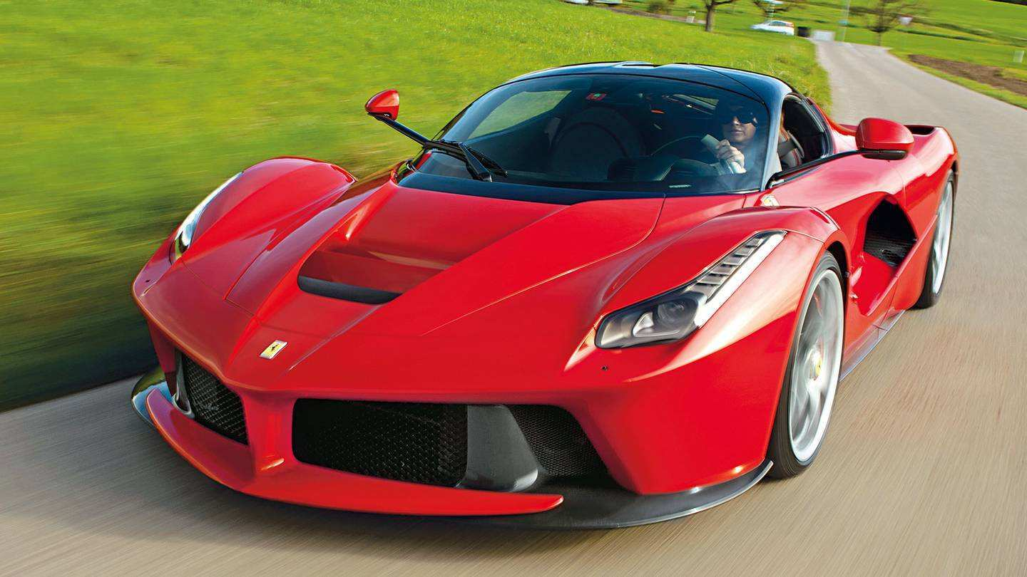 70 The Ferrari Hybride 2019 Price and Review by Ferrari Hybride 2019