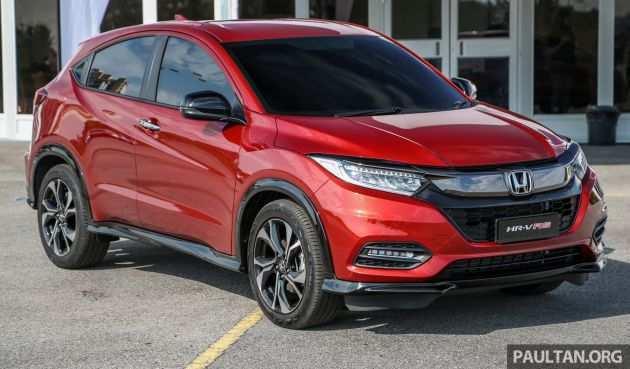 70 The Honda Hrv 2019 Reviews by Honda Hrv 2019