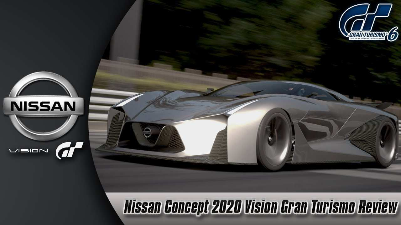 70 The Nissan 2020 Vision Gt New Concept for Nissan 2020 Vision Gt