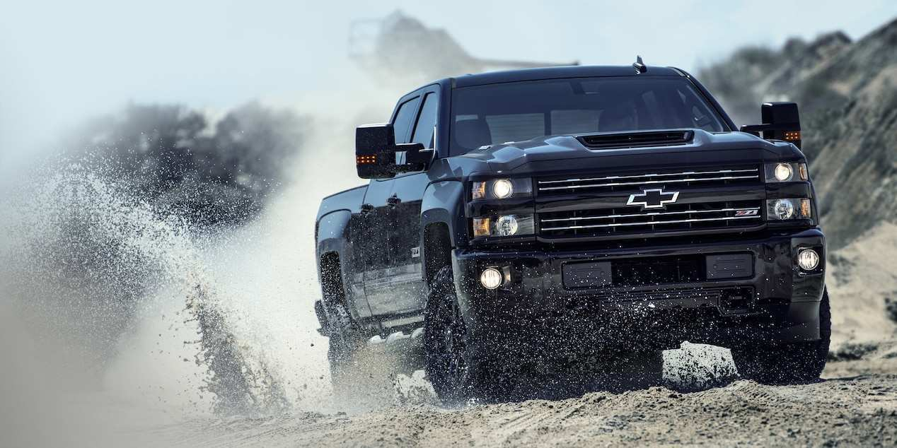 71 All New 2019 Chevrolet 2500 Pickup Redesign and Concept for 2019 Chevrolet 2500 Pickup