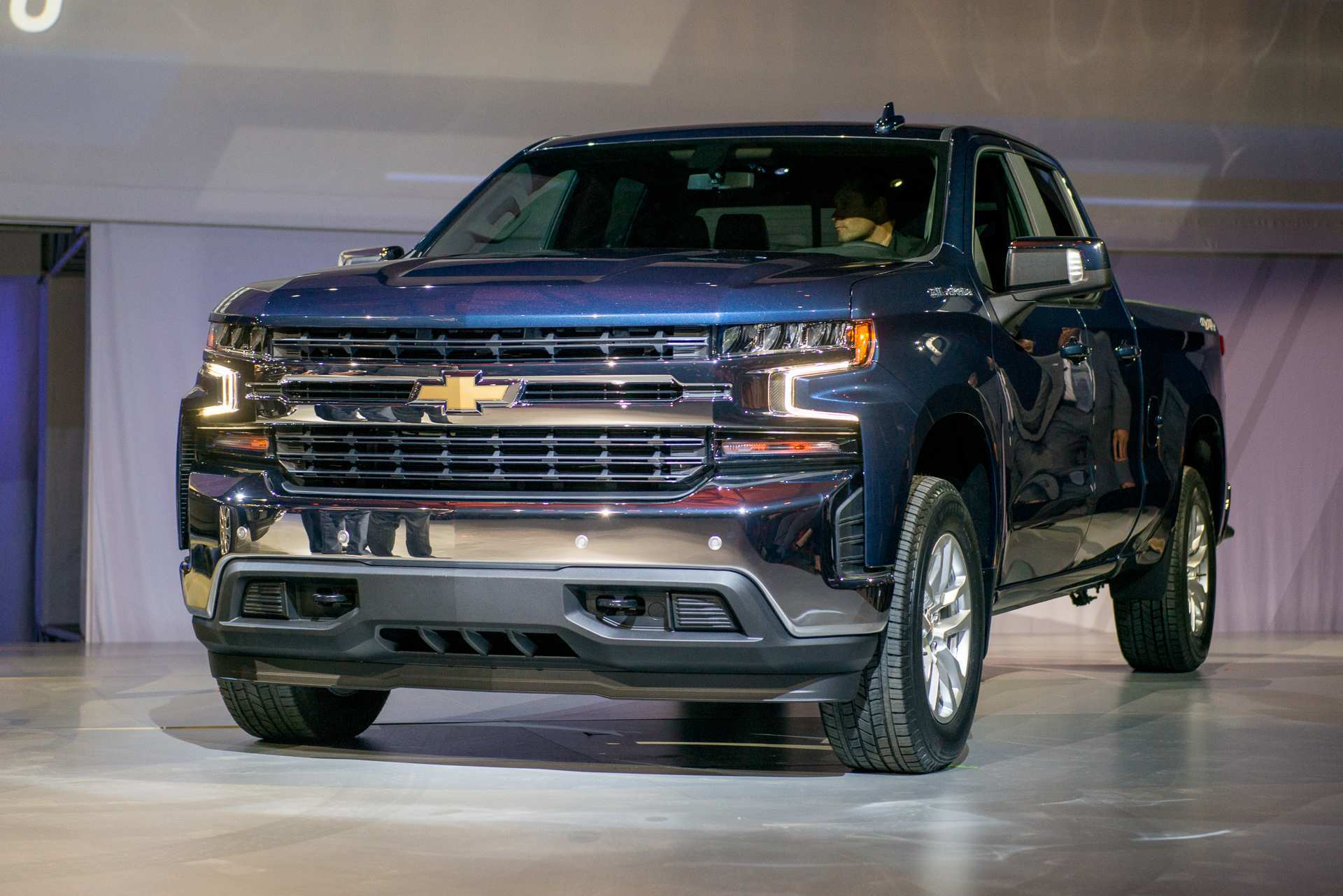 71 All New 2019 Chevrolet Pickup Rumors with 2019 Chevrolet Pickup