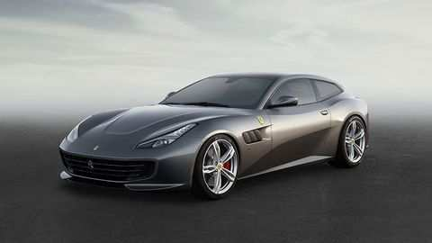 71 All New 2019 Ferrari Gtc4Lusso Pictures by 2019 Ferrari Gtc4Lusso
