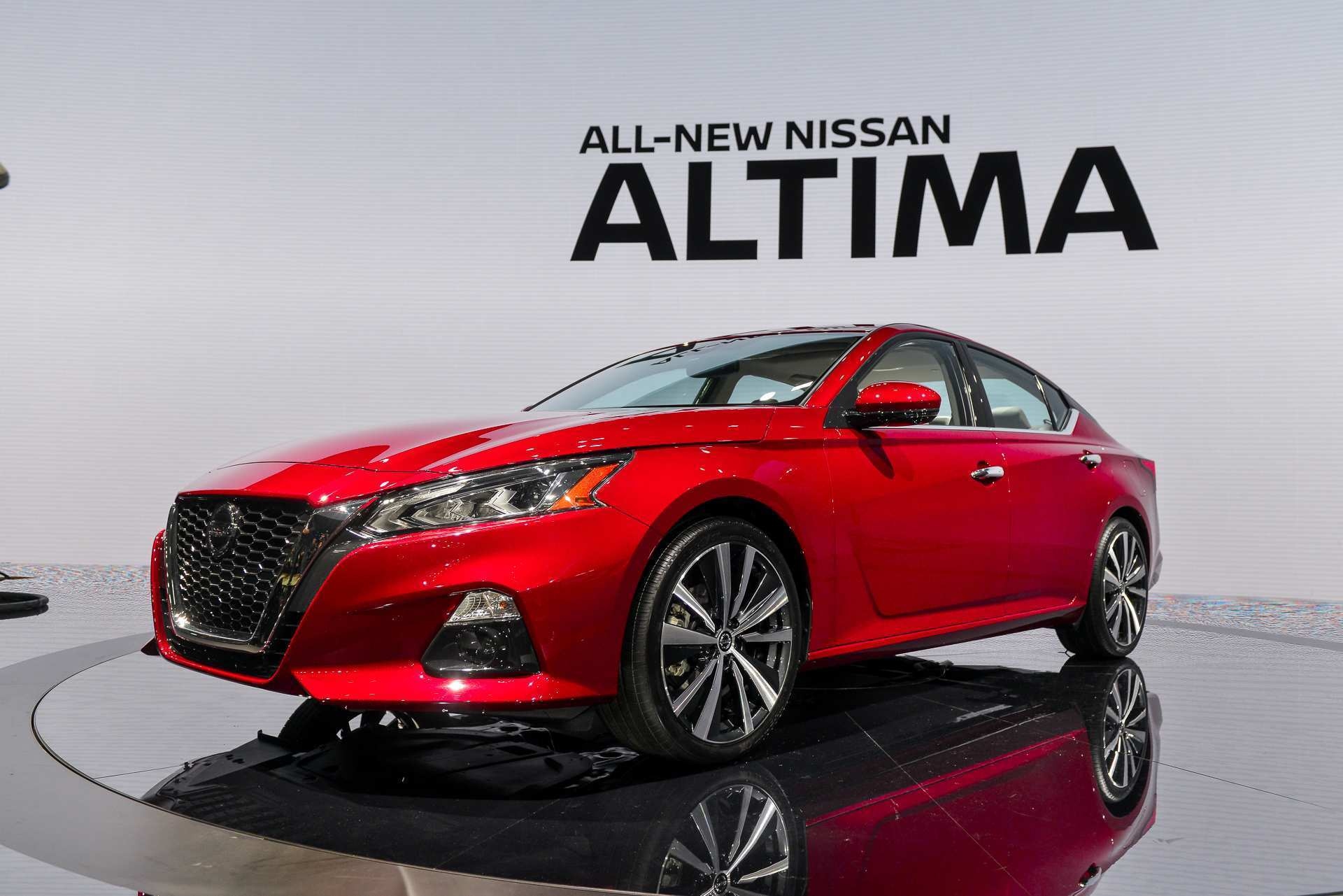 71 All New 2019 Nissan Altima News Interior by 2019 Nissan Altima News