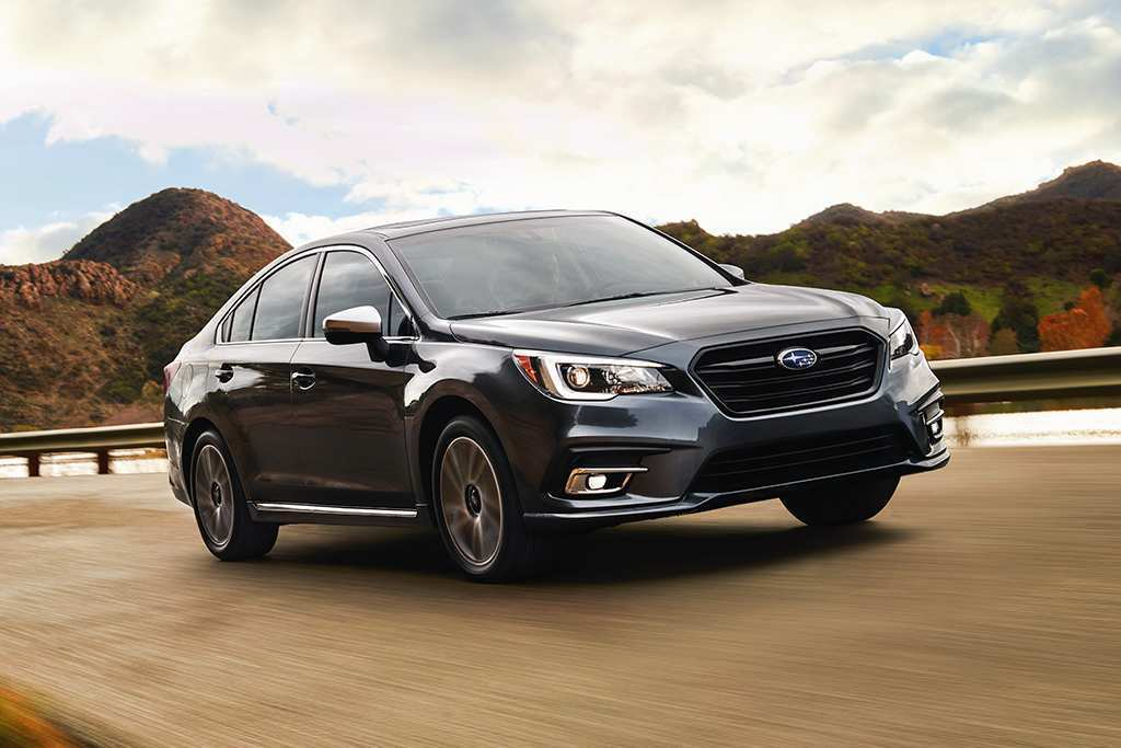 71 All New 2019 Subaru New Model Redesign by 2019 Subaru New Model
