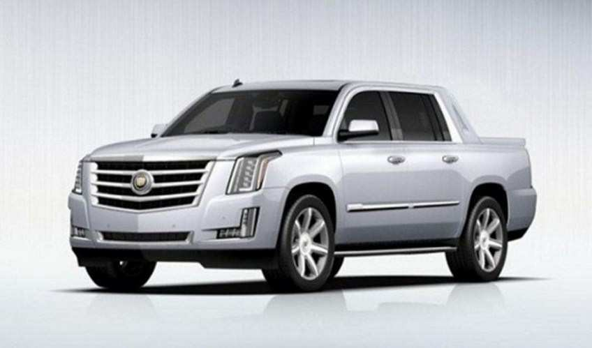 71 All New 2020 Cadillac Truck Reviews by 2020 Cadillac Truck