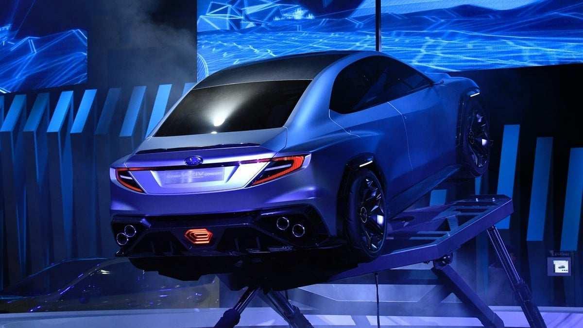 71 All New 2020 Subaru Sti News Reviews for 2020 Subaru Sti News
