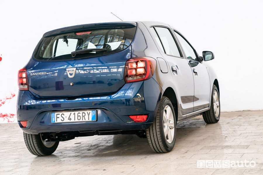71 All New Dacia Sandero 2019 Rumors with Dacia Sandero 2019