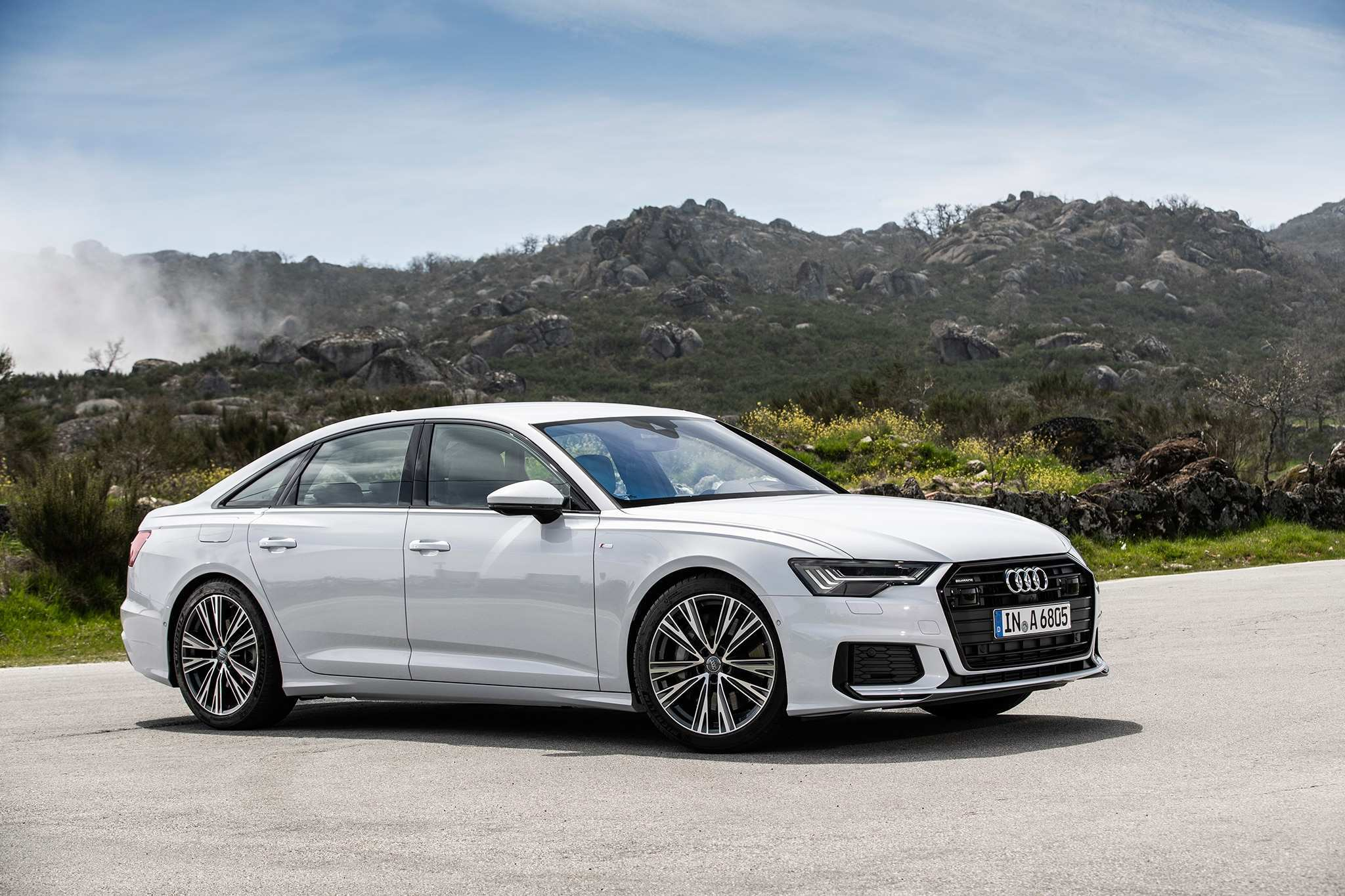 71 Best Review 2019 Audi A6 Specs Model with 2019 Audi A6 Specs