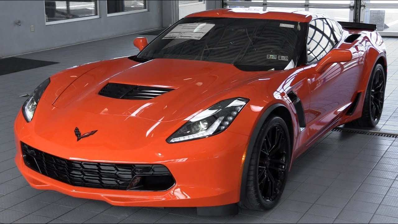 71 Best Review 2019 Chevrolet Corvette Z06 Release Date with 2019 Chevrolet Corvette Z06