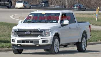 71 Best Review 2019 Ford Pickup Truck Speed Test with 2019 Ford Pickup Truck