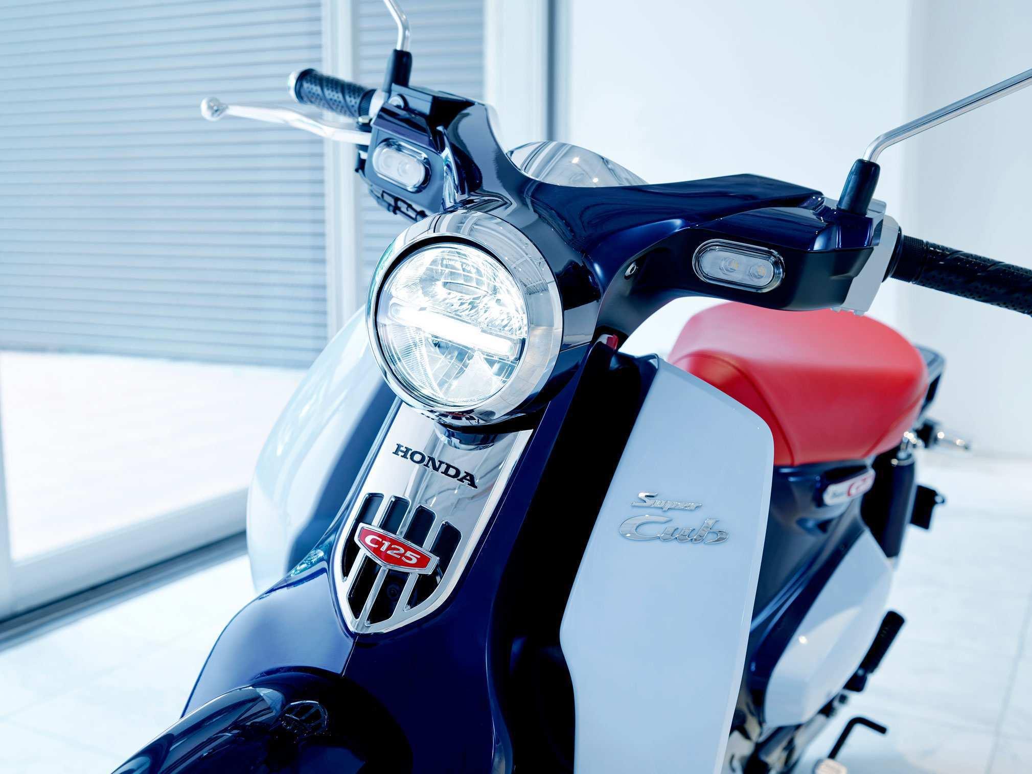 71 Best Review 2019 Honda Super Cub Model by 2019 Honda Super Cub