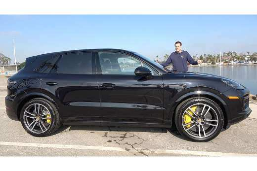 71 Best Review 2019 Porsche Cayenne Video Exterior for 2019 Porsche Cayenne Video