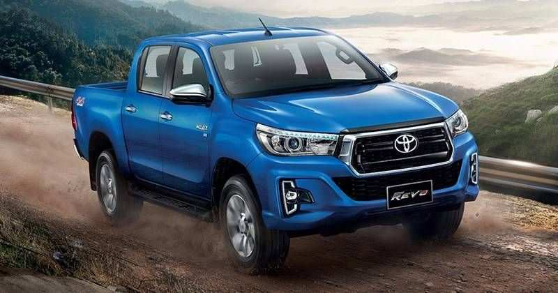 71 Best Review 2019 Toyota Diesel Hilux Redesign for 2019 Toyota Diesel Hilux