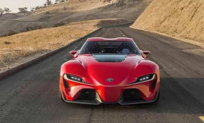 71 Best Review 2019 Toyota Ft1 Images for 2019 Toyota Ft1