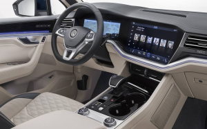 71 Best Review 2019 Volkswagen Touareg Interior Research New for 2019 Volkswagen Touareg Interior