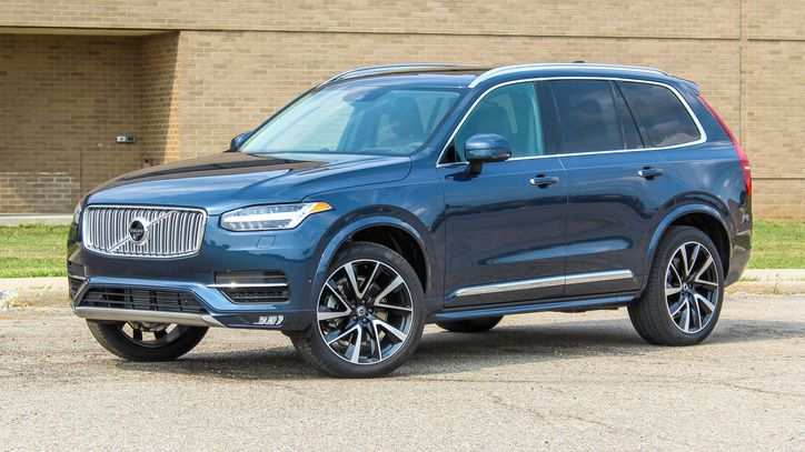 71 Best Review 2019 Volvo Xc90 T8 Performance and New Engine with 2019 Volvo Xc90 T8