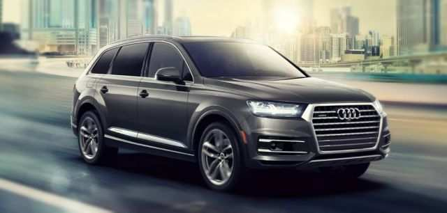 71 Concept of 2019 Audi Q7 Facelift First Drive by 2019 Audi Q7 Facelift