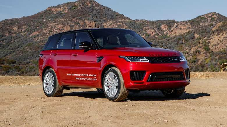 71 Concept of 2019 Land Rover Hse First Drive with 2019 Land Rover Hse