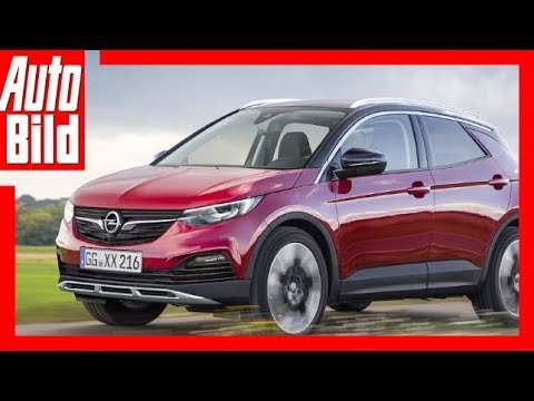 71 Concept of 2019 Opel Suv Release for 2019 Opel Suv