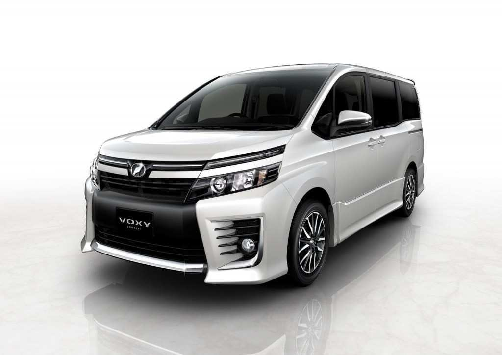 71 Concept of 2020 Toyota Van Research New by 2020 Toyota Van